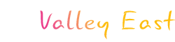 east.thevalley.co.il Logo
